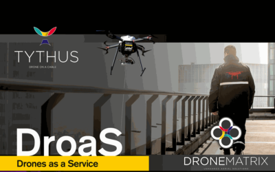 "DroneMatrix brings companies, governments and pilots a little closer together with the launch of their Drone-as-a-Service platform ""DroaS""."