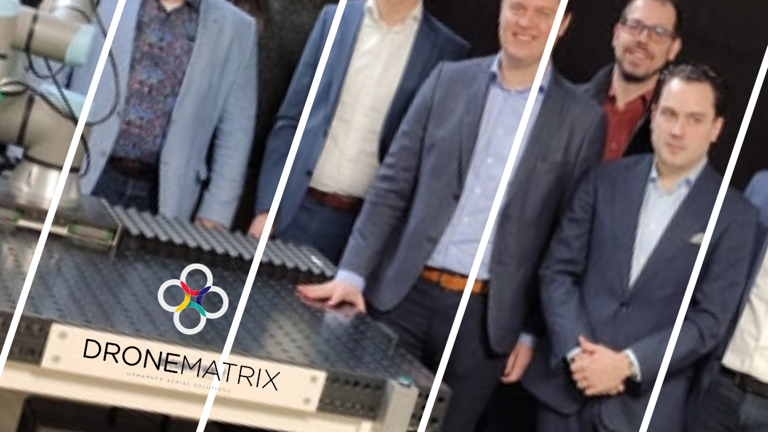 DroneMatrix amongst most innovative companies in Limburg (Belgium)