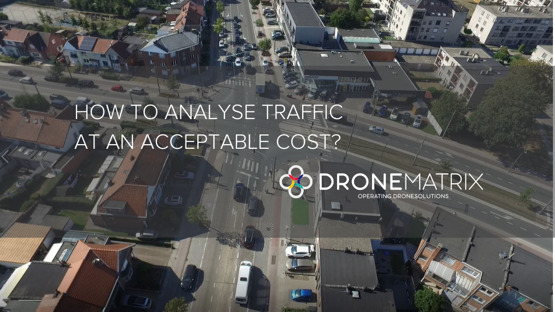 VIDEO – Hi-tech Traffic Analysis with a drone