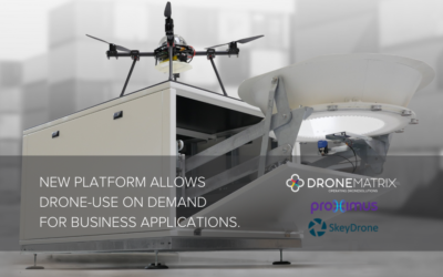 New platform allows drone-use on demand for business applications